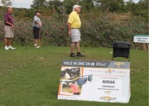 Golf-sponsorship